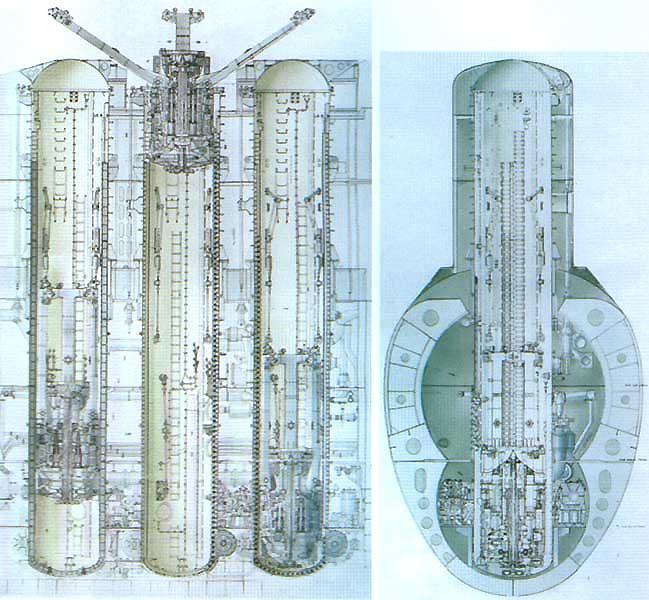 как запускают ракету с подводной лодки
